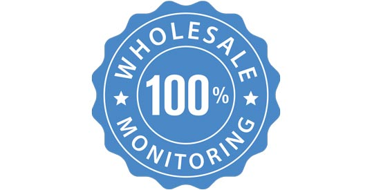 COPS Monitoring / 100% Wholesale Professional Monitoring