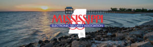 Mississippi Electronic Security Association Event Header Logo, COPS Monitoring
