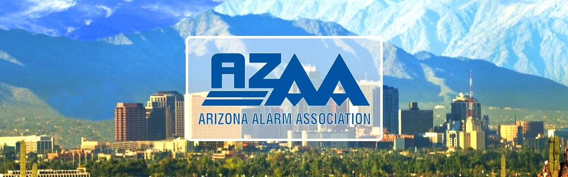 AZAA Event Header Logo, COPS Monitoring