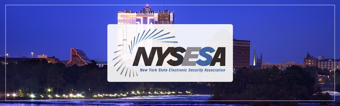 NYESA Event Header Logo, COPS Monitoring