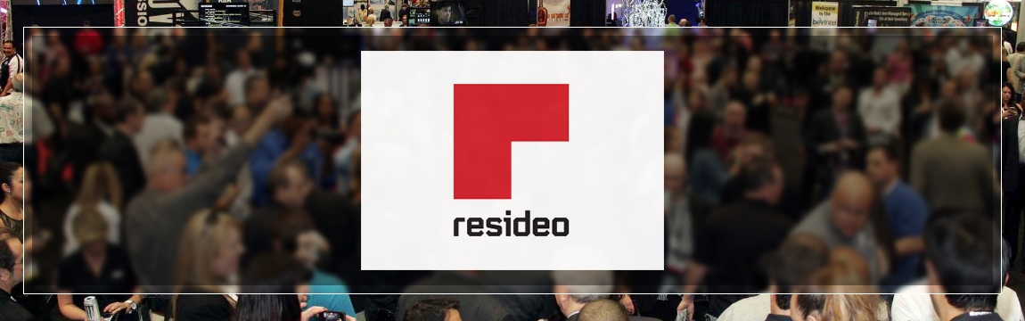 Resideo Event Header Logo, COPS Monitoring