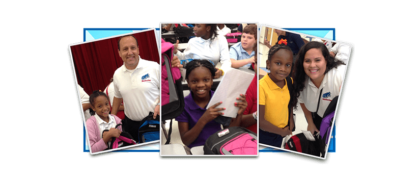 COPS Monitoring Supports Community with School Supplies and Employment Opportunities
