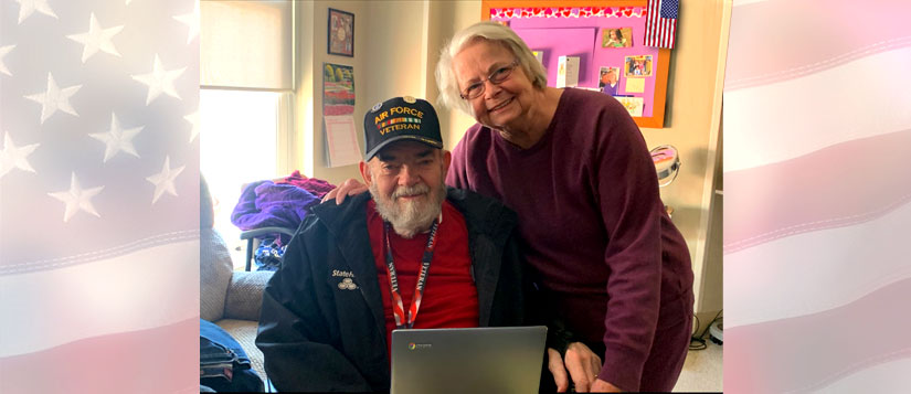 COPS Monitoring Donates Laptops to Help Reunite Quarantined Veterans With Their Families and Love Ones